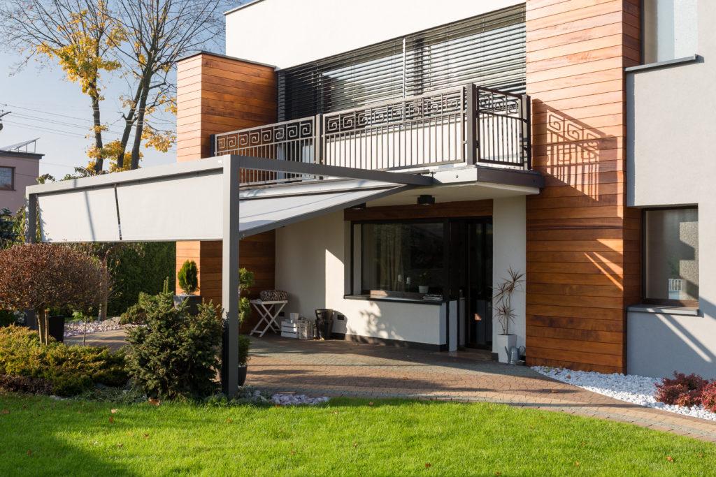 Realizacja projektu przebudowy domu kostki z lat 60ych - Zabrze